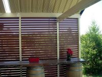 Deck Privacy Screen For Additional Privacy Level ...