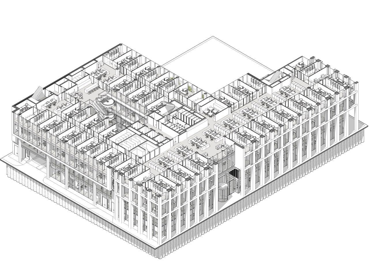BIM • Scott Tallon Walker Architects