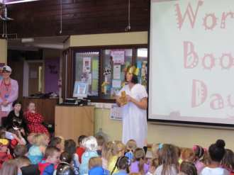 The Little Princess presents our World Book Day celebrations