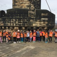 Our Trip to Newcastle Castle
