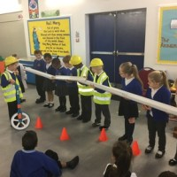Get into STEM water - Oak Class