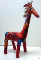 """żyrafa """"Fila"""""""