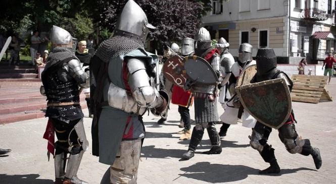 Сьогодні в Калуші відбудеться фестиваль середньовічної культури (програма)