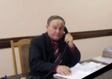 Сьогодні вночі помер міський голова Городенки Степан Яворський