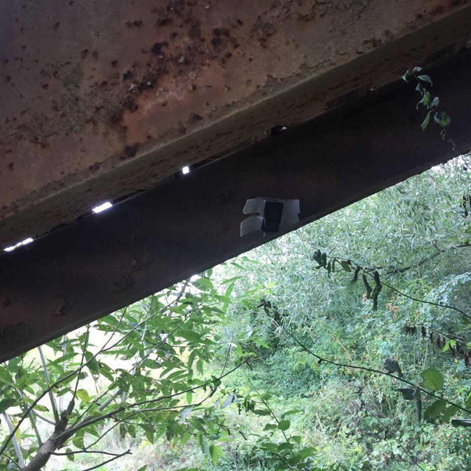 В Івано-Франківську знайшли вибухівку під пішохідним мостом— СБУ