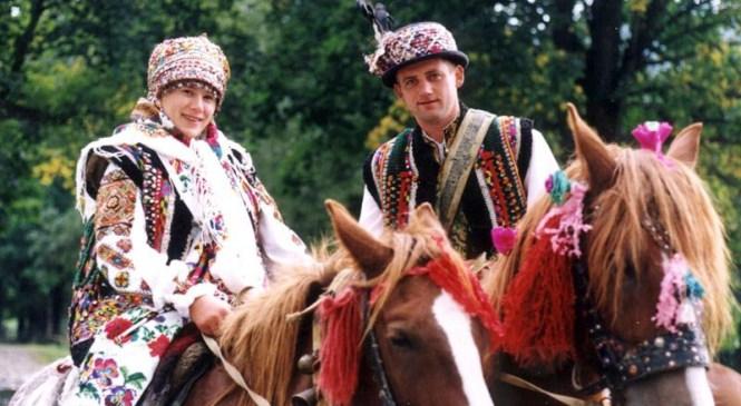 Справжнє гуцульське весілля покажуть франківцям цієї неділі