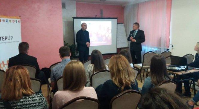 Франківські можновладці узяли участь у міжнародній конференції у Польщі