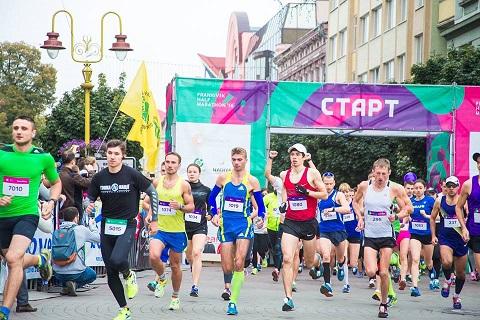 Франківців запрошують на марафон