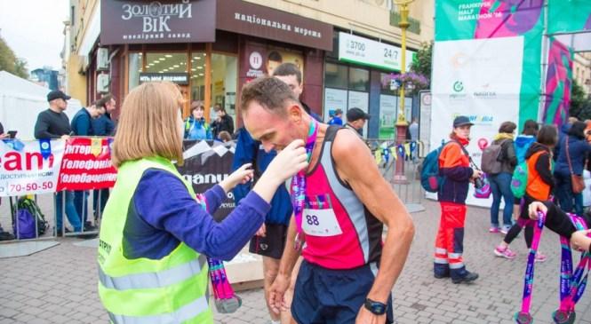 Frankivsk Half Marathon шукає волонтерів