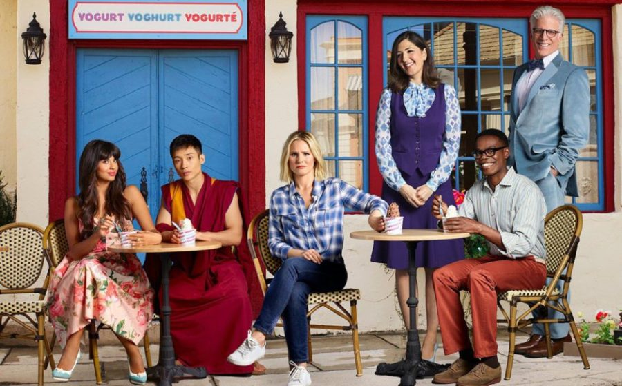 the good place serial netflixa