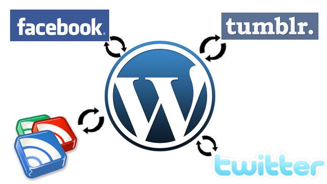 WordPressのテンプレート