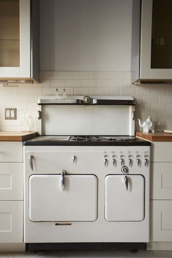 10 OF THE MOST BEAUTIFUL KITCHEN STOVES  THE STYLE FILES