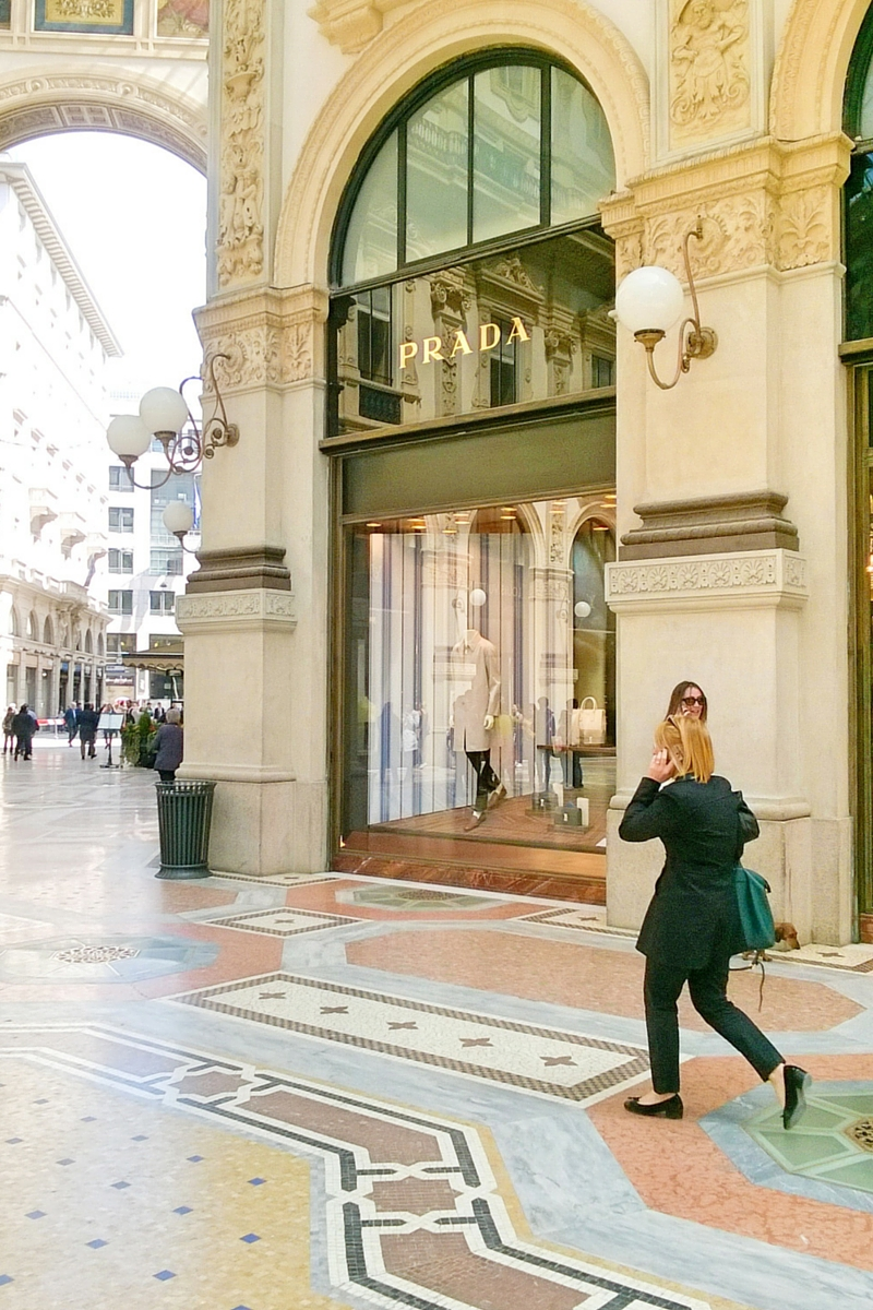 StyleRefined - Beautiful Spaces - Galleria Vittorio Emanuele