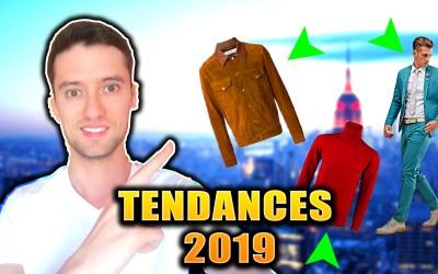 S'inspirer des meilleures tendances mode 2019 hommes