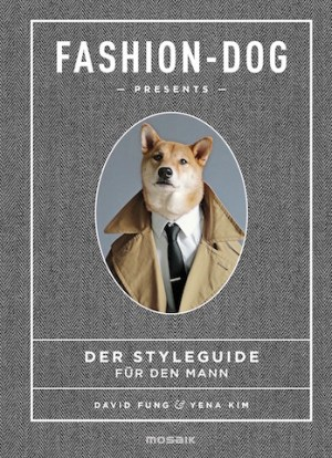 Buchcover Fashion-Dog