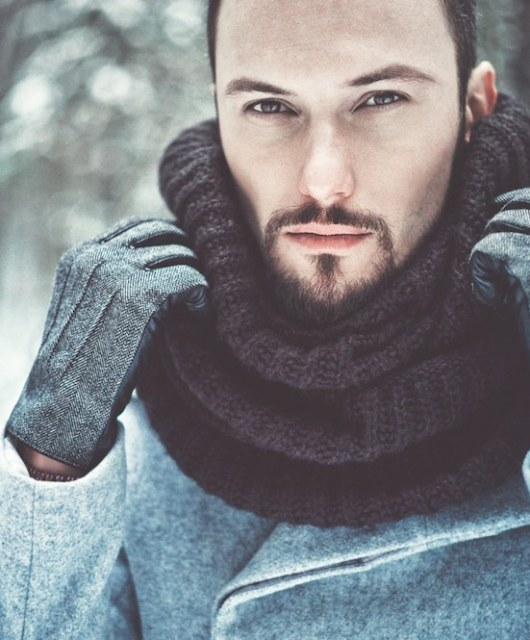 Wintermode Männermode Must-haves Winter 2017/18