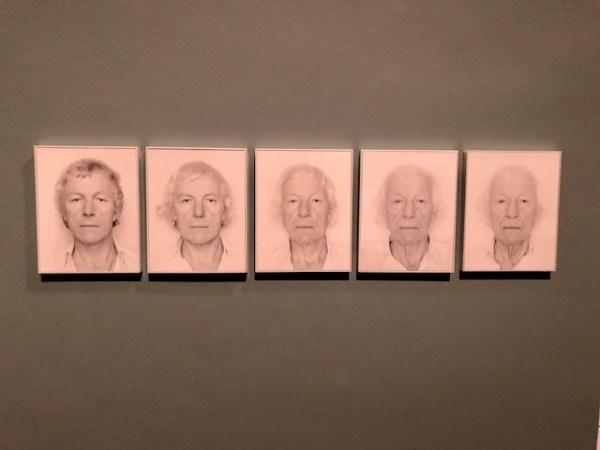 Älterwerden im Selbstporträt