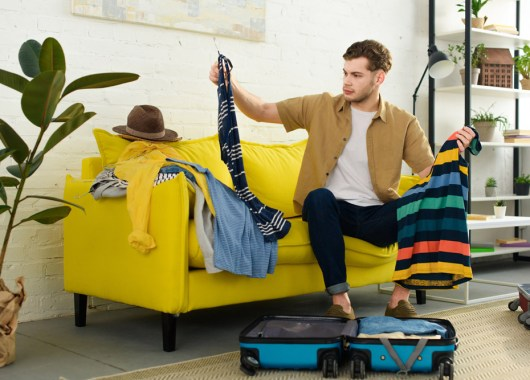 Koffer packen Tipps