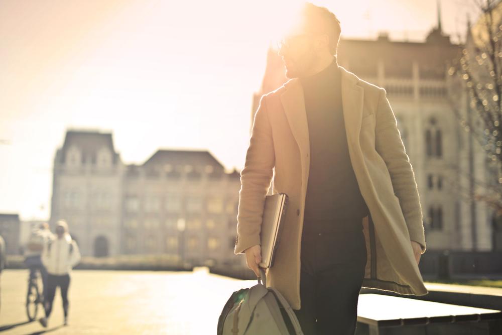 5 Statement Mäntel und Jacken für Männer für diesen Herbst