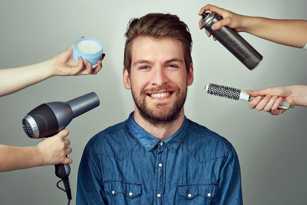 Experten Gesprach Die Trends Bei Mannerfrisuren Und Barten 2019