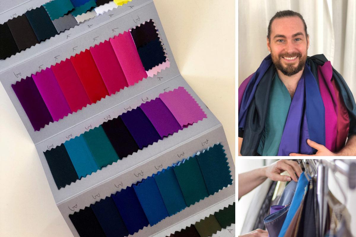 Farbberatung für Männer