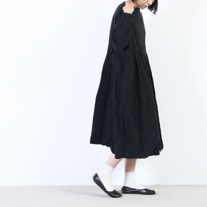 jujudhau (ズーズーダウ) TUCK DRESS / タックドレス