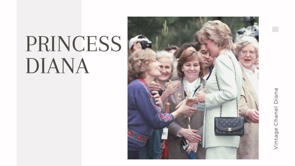 Vintage Chanel Diana