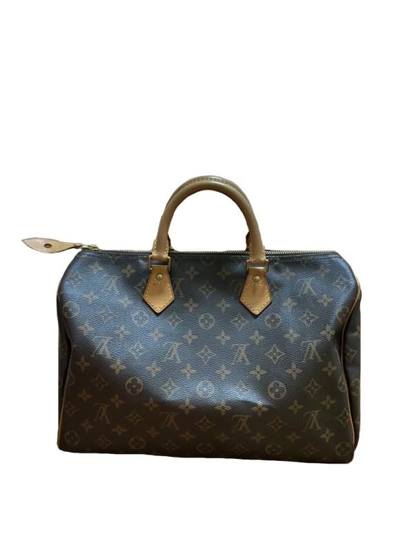 Louis Vuitton Speedy 30 DC12