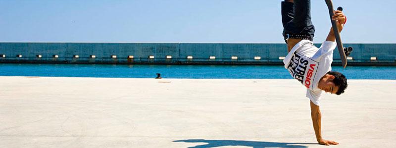 Kilian Martin: A Skate Regeneration