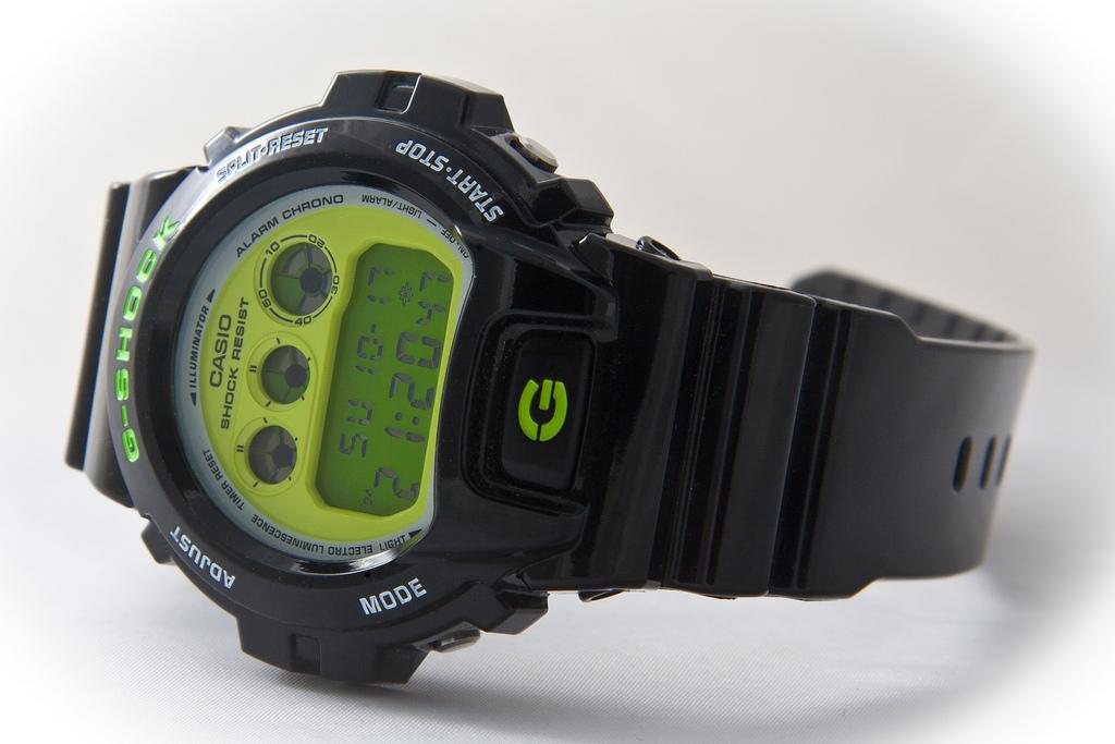 G-Shock Zombie Slayer