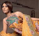 Embroidered Chiffon and Fleur De Chiffon Suits by Gul Ahmed (2)