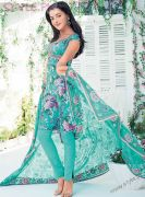 Embroidered Chiffon and Fleur De Chiffon Suits by Gul Ahmed (12)