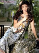 Embroidered Chiffon and Fleur De Chiffon Suits by Gul Ahmed (5)