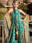 Embroidered Chiffon and Fleur De Chiffon Suits by Gul Ahmed (15)