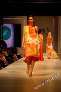 Sublime by Designer Sara Shahid in PFDC Sunsilk Fashion Week 2011 (2)