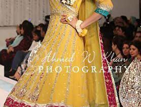 Bridal Mehndi Dresses For Bridals 2011 Collection (13)