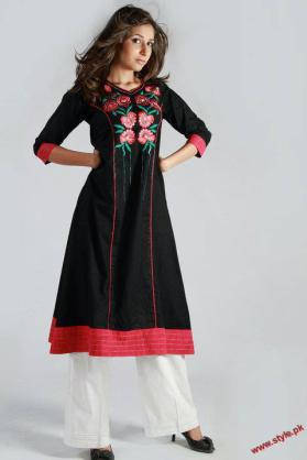 Latest-Party-And-Casual-Wears-Dresses-Collection-2011-2 style.pk
