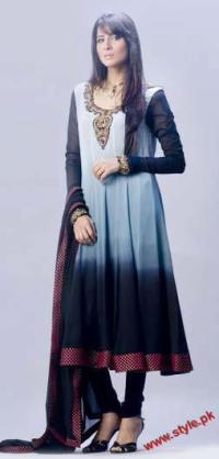 Latest-Party-And-Casual-Wears-Dresses-Collection-2011-3 style.pk