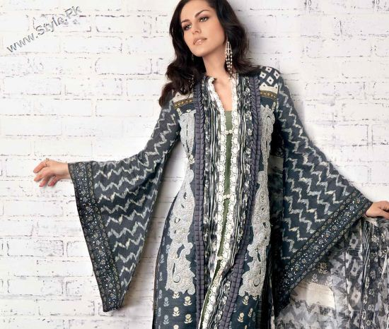 Khaddar Collecion by Gul Ahmed 2011-12 For Women (3)