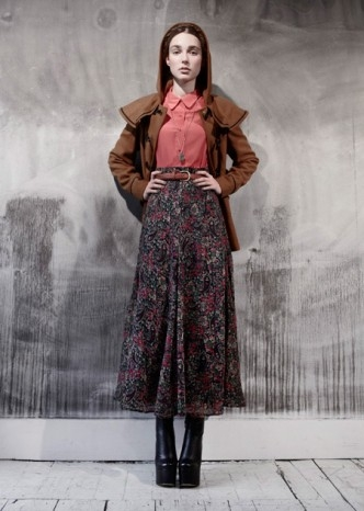 Urban Outfitters Autumn Inspiration Lookbook 2011_02