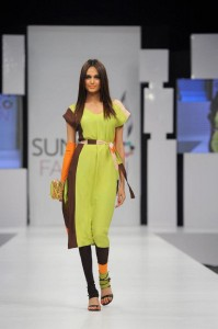 kamiar rokni's collection at sunsilk fashion week (9)