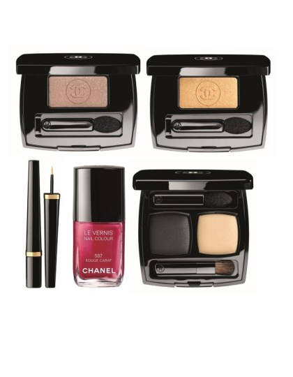 Chanel holiday makeup 2011 collection_ 02