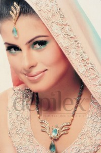 brides makeup by Depilex (2)