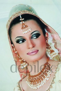 bridal's makeoverdepilex a beauty clinic  salon