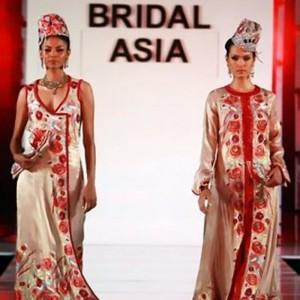 Honey Waqar collection at bridal asia week (1)