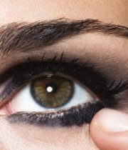 Smokey eyes makeup (9)