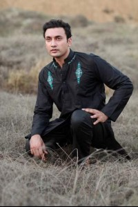 black kurta shalwar for men (10)