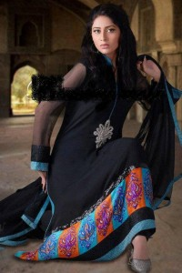 party wear for girls by sania collections (1)