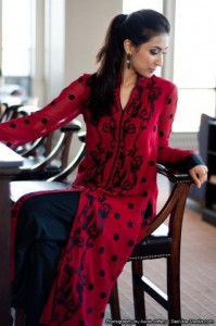 party wear for girls by sania collections (6)