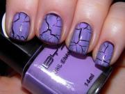 crackle nails art girls